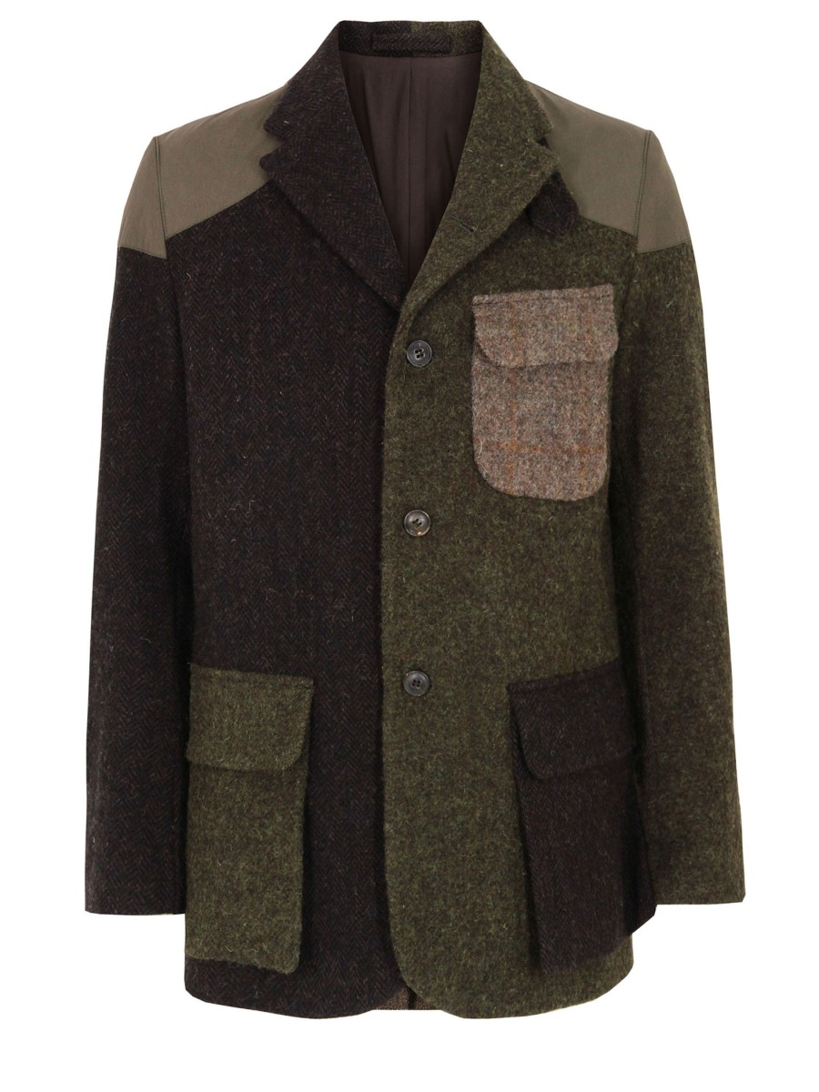 Icons: Nigel Cabourn, the Mallory jacket