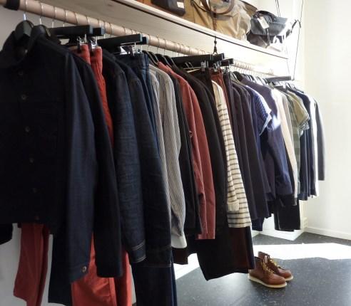 Plenty of Hansen Garments!