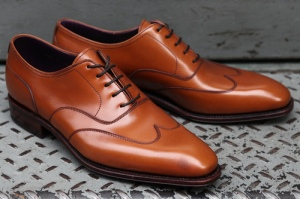 austerity brogue