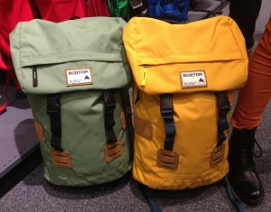 burton packpacks
