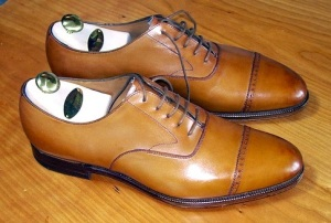 Quarter-Brogue