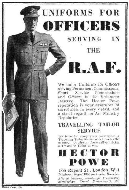 hector powe raf