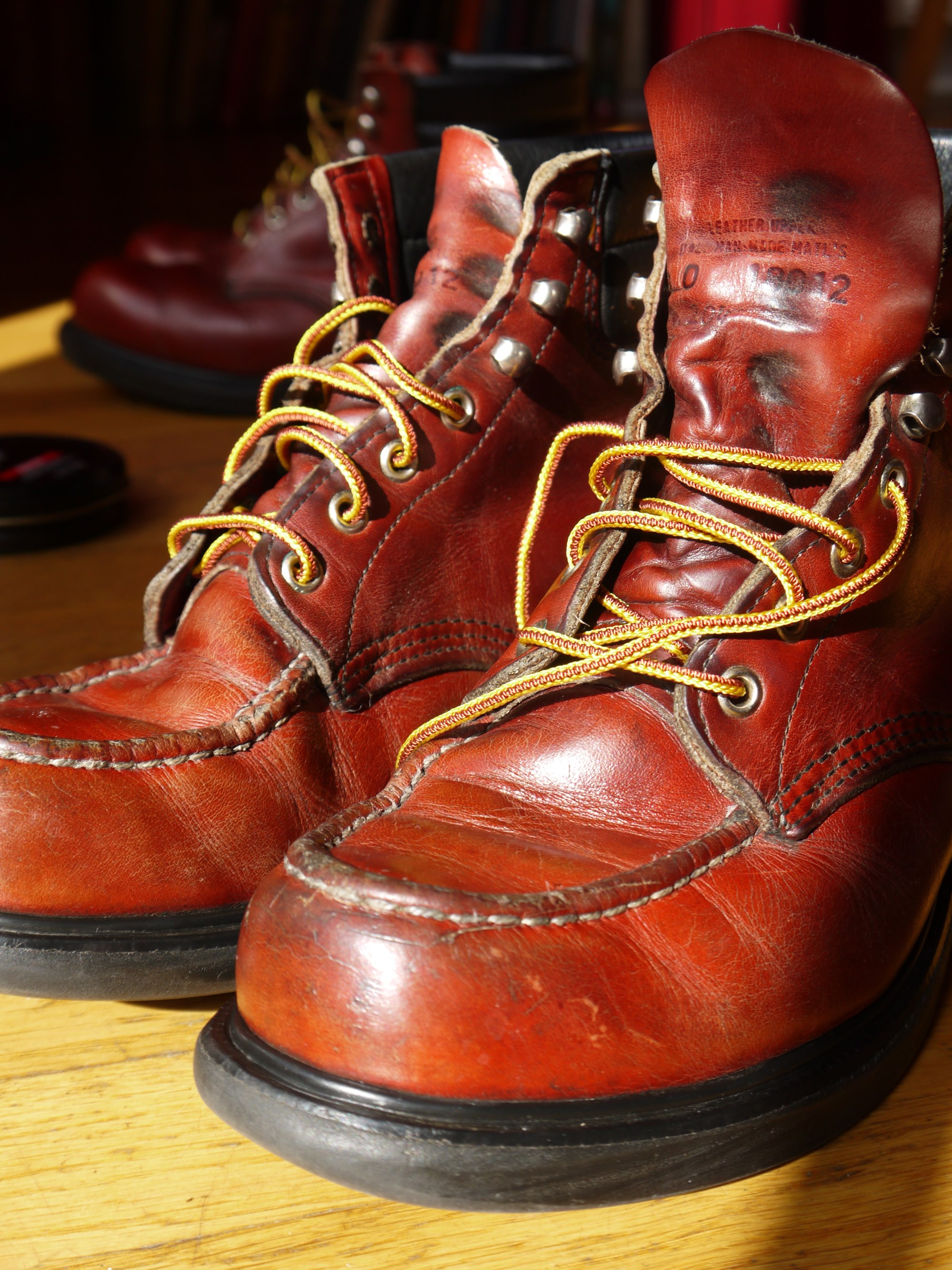 0bbe549bc5b Favorite items: A boy and his Red Wings | Well Dressed Dad