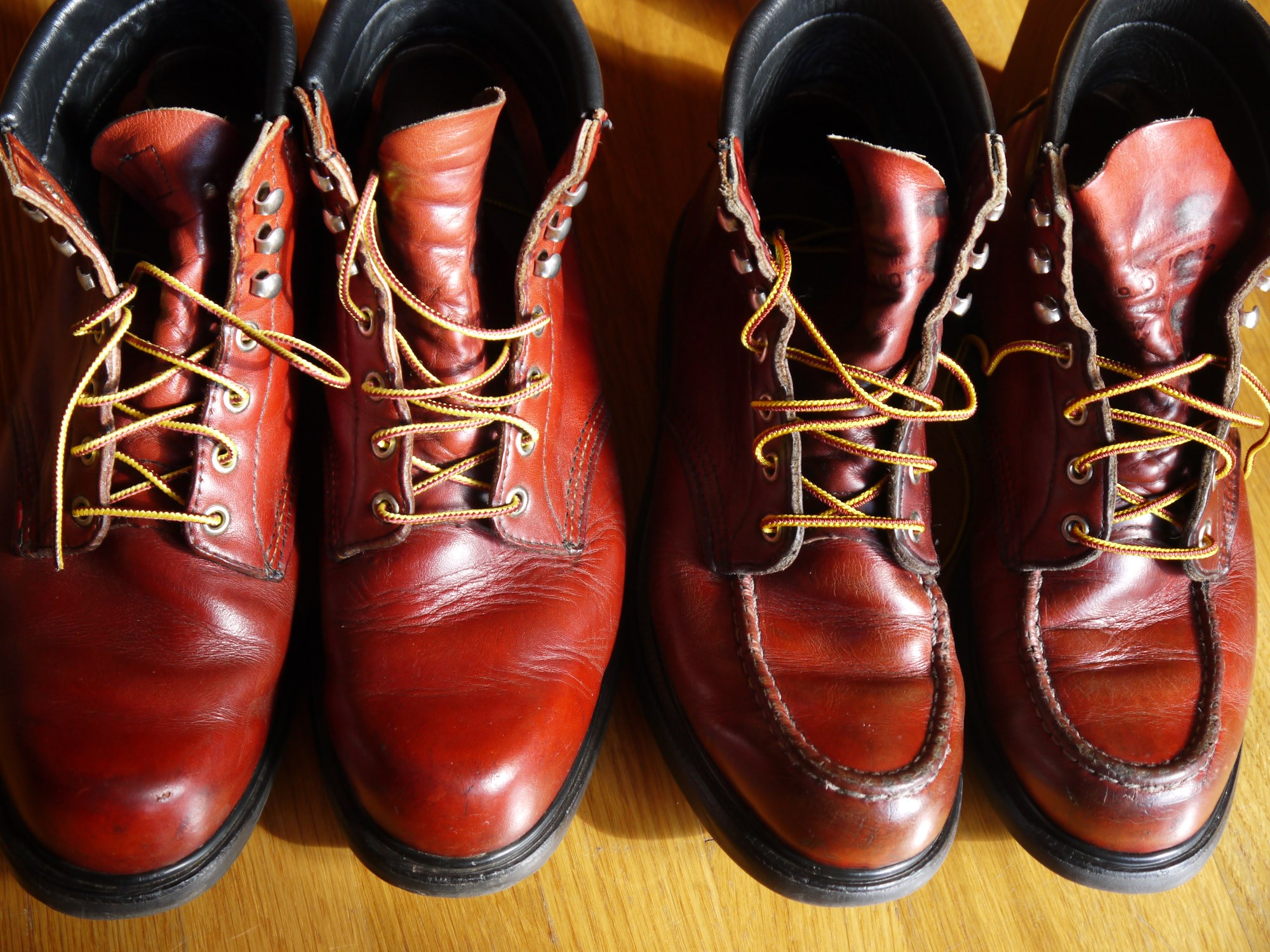 Discontinued Red Wing Boots - Boot Hto