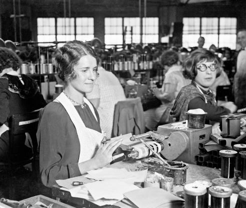 Atwater Kent Factory, 1928-29