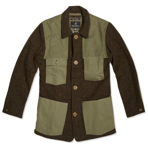 AW 13 Hunting Jacket (Photo courtesy End Clothing)