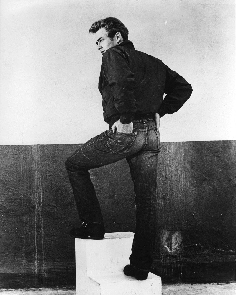 James Dean Rebel Without A Cause The denim guide part 1...