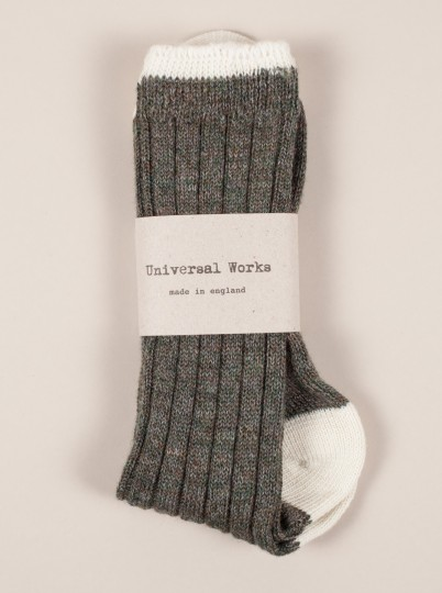 A decent pair of socks (Courtesty Universal Works)