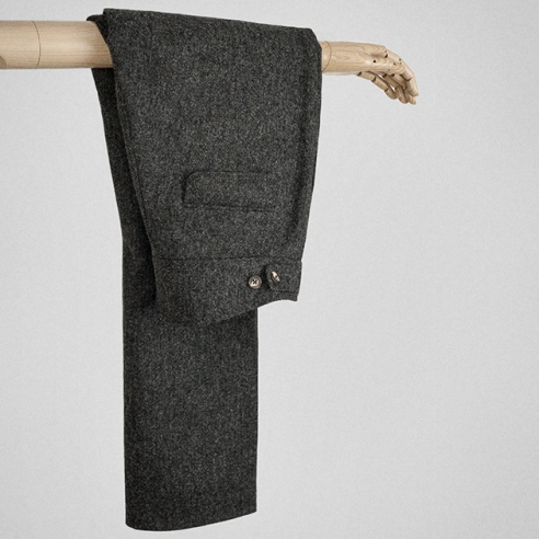 Wool tweed trousers (Courtesy of SEH Kelly)