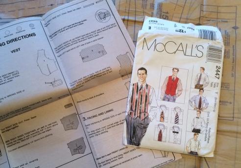 mccalls 2447 pattern
