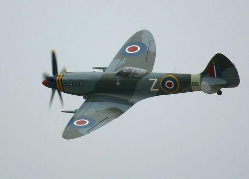 Spitfire8oClock