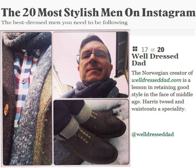 "46f2bf2b18d4 ... the ""20 most stylish men on Instagram"". esquire-stylish-men"