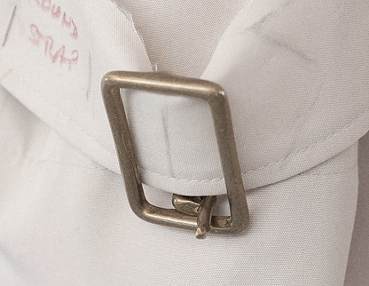 Artisan style brass buckle (Photo courtesy of SEH Kelly, sehkelly.com)
