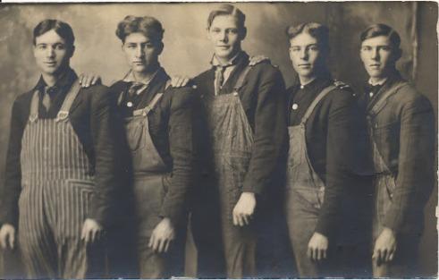men-at-work-overalls-and-denim-vintage-workwear-mens-fashion-inspiration-1910s