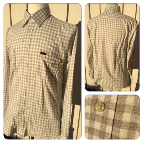 barbour shirt