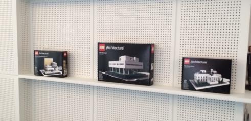 Architectural Lego