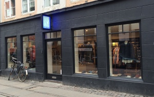 Norse Store from the outside!