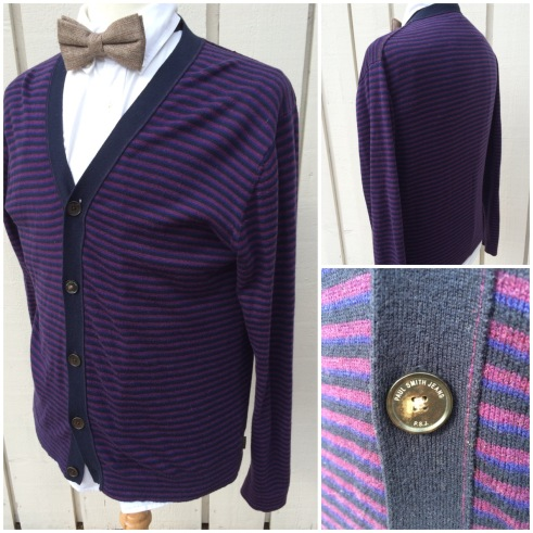 Paul Smith Jeans cardigan. Size large. Used a handful of times, lovely condition. Asking 45 pounds.