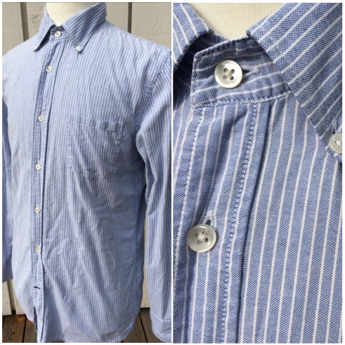 NN07 striped shirt. Asking 20 pounds.