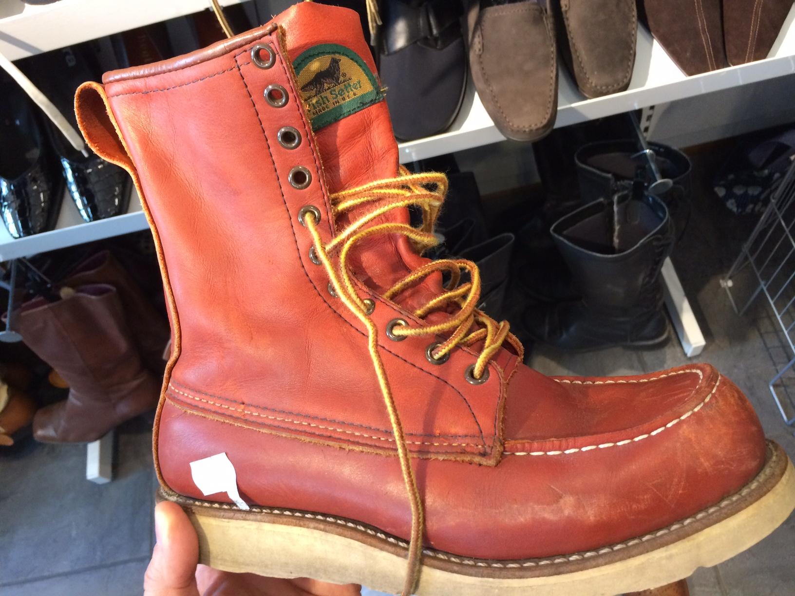 Red Wing Classic Irish Setter Boots - Boot Ri