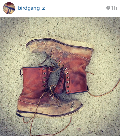 end of line 877 boots