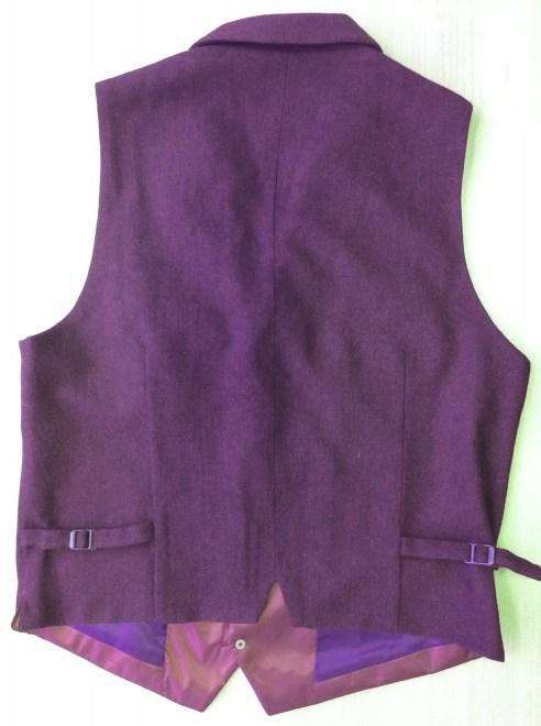 waistcoat rear