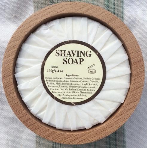 wool fat soap box