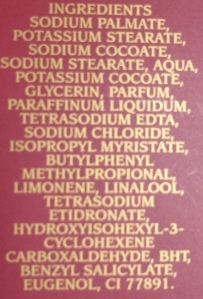 truefitt and hill ingredients