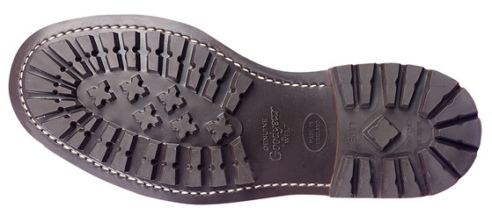 goodyear welted commando
