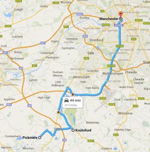 Pickmere-Manchester