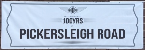100 years! That covers almost the entire existence of horseless carriages.