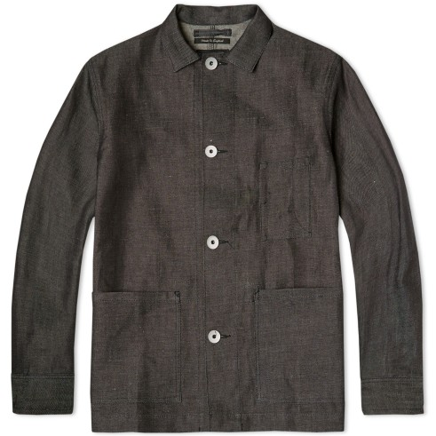Nigel Cabourn tunic work jacket (link)