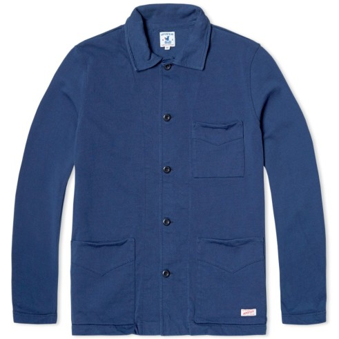Arpenteur tricot jacket (link)
