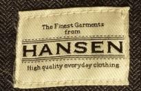hansen garments daniel waistcoat vest