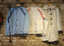 wall featured nigel cabourn army gym