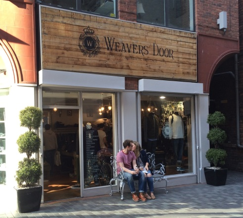 Weavers Door, Liverpool