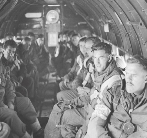 IWM Paratroops of 2nd Independent Brigade2