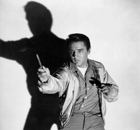 Elvis Presley in a G-9