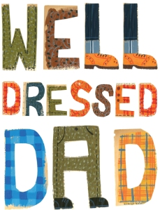 Well Dressed Dad .indd
