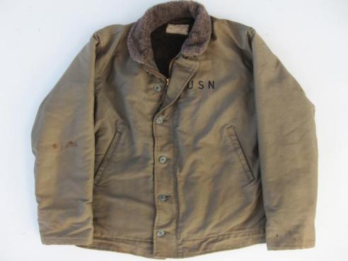 N1 deck jacket from the Korean war period